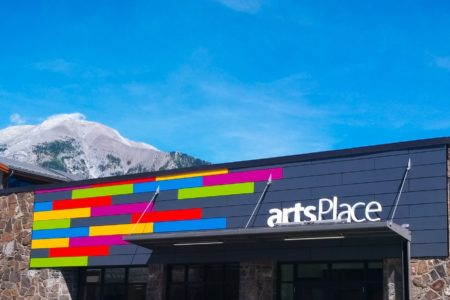 Explore Canmore's vibrant arts and culture at artsPlace