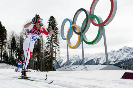 Canadian Cross Country Ski Olympians in PyeongChang