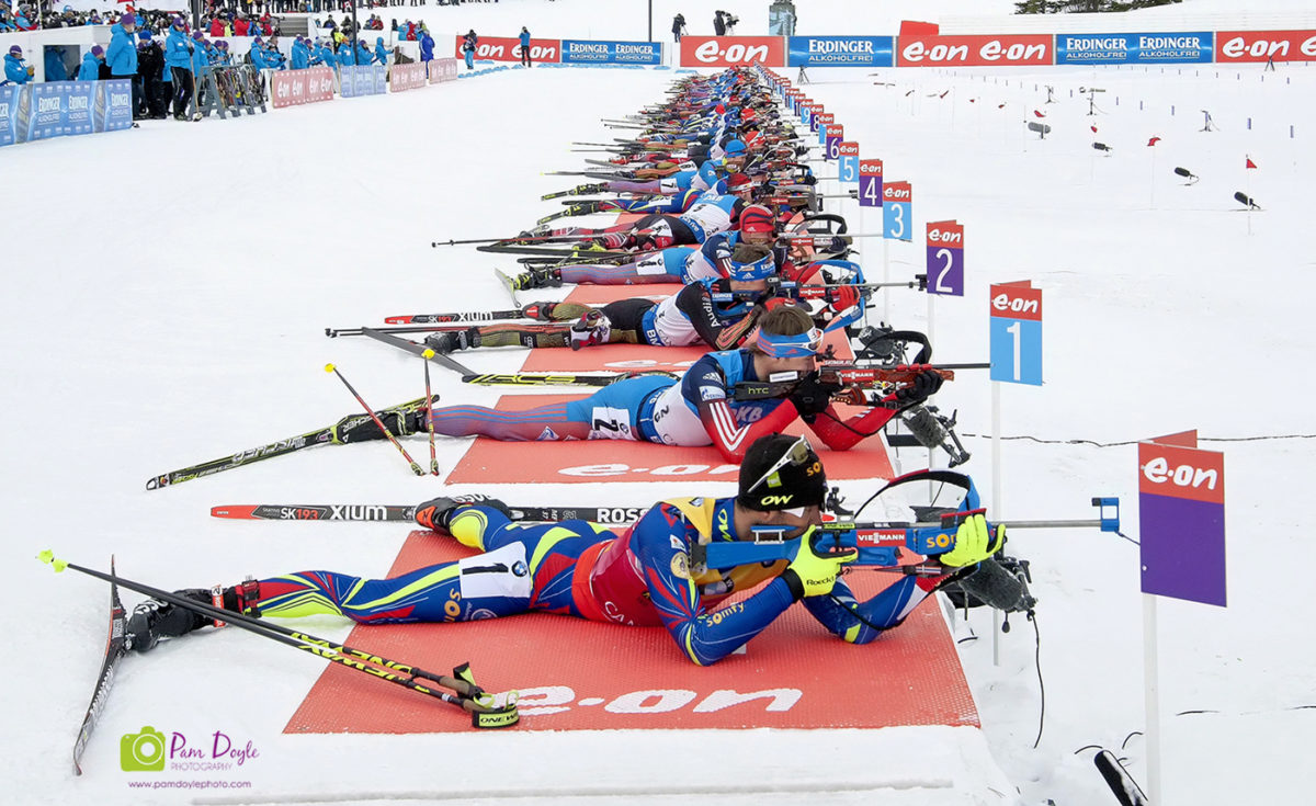 Biathlon Mens 1