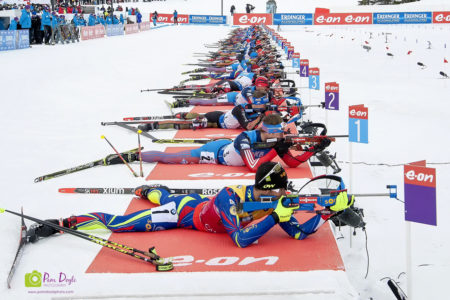 Biathlon Stars will Shine on Canmore's Backyard