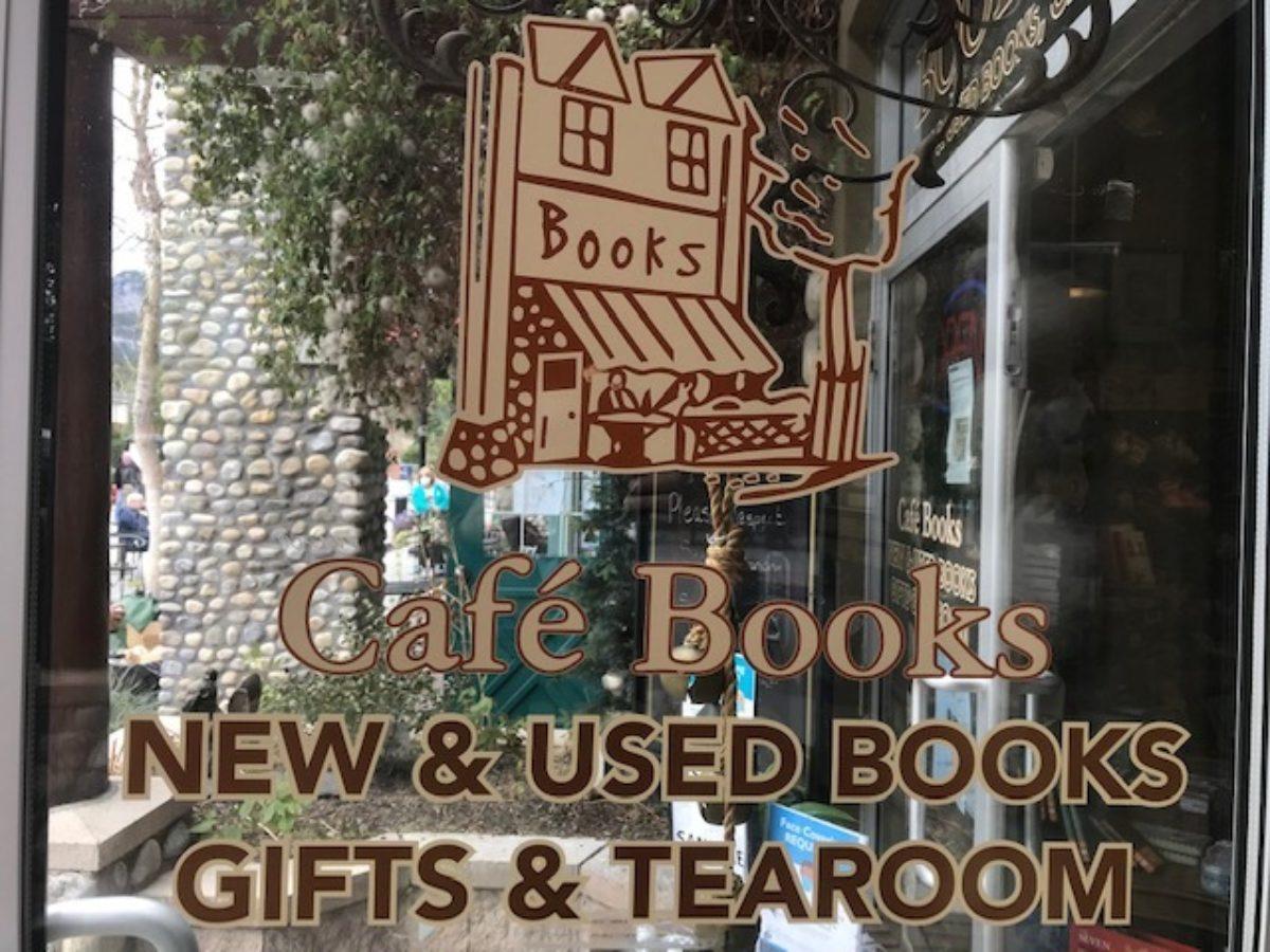 Cafebooks Frontdoor Pic