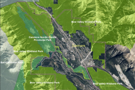 Bow Valley Builders and Developers Support Wildlife Corridors