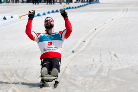 Canmore 2017 World Para  Nordic Skiing World Cup