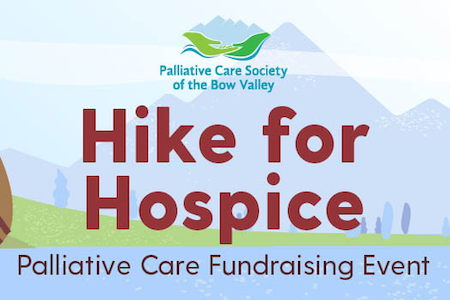 Virtual Hike Fundraising Event
