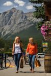 Canmore Downtown Shopping - Photo by Tourism Canmore Kananaskis