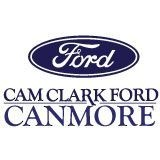Cam Clark Ford Canmore Logo