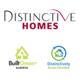 Distinctive Homes Logo 2018 2