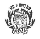 Buffalo Roam Logo 2018Bw