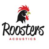 Roosters Acoustics Logo April2021