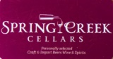 Scmv Spring Creek Cellare Logo May2021