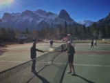 Canmore Tennis Pic