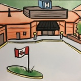 Canmore Hospital Image2019