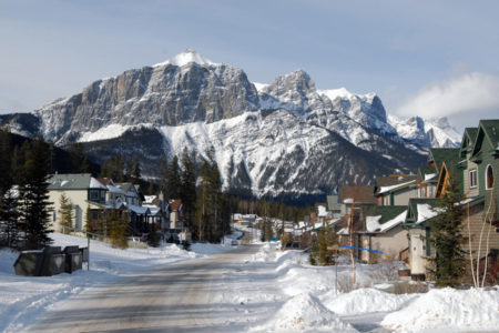 About Canmore